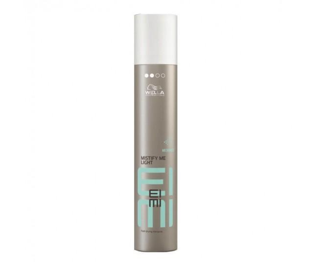 Лак для волос сухой нормальной фиксации, 300мл/Wella EIMI Mistify Me Light