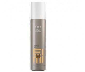 Лак для волос экстрасильной фиксации, 300мл/Wella EIMI Super Set