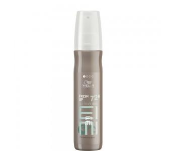Спрей для блеска длявьющихся и кудрявых волос, 150мл/Wella Eimi Nutricurls Fresh Up
