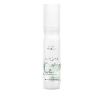 Несмываемое молочко-спрей, 150мл/Wella Nutricurls Milky Waves Nourishing Spray For Waves