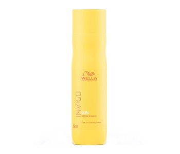 Очищающий шампунь, 250мл/Wella Invigo Sun After Sun Cleansing Shampoo