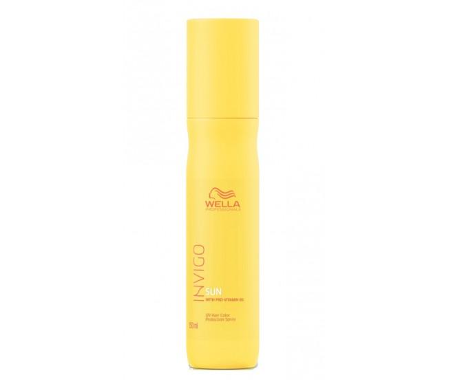 Спрей для защиты окрашенных волос от УФ-лучей, 150мл/Wella Invigo Sun