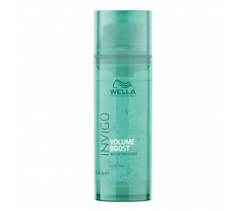Уплотняющая кристалл-маска, 145мл/Wella Invigo Volume Boost