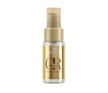 Разглаживающее масло для блеска волос, 30мл/Wella Oil Reflections Luminous Smoothening Oil