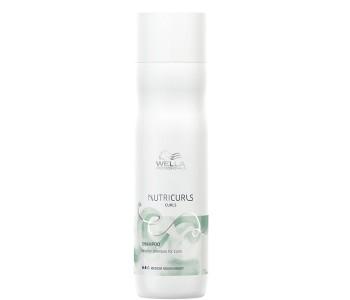 Мицеллярный шампунь для кудрявых волос, 250мл/Wella Nutricurls Micellar Shampoo for Curls