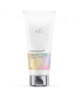 Увлажняющий бальзам для сияния цвета окрашенных волос, 200мл/Wella Color Motion+ Conditioner