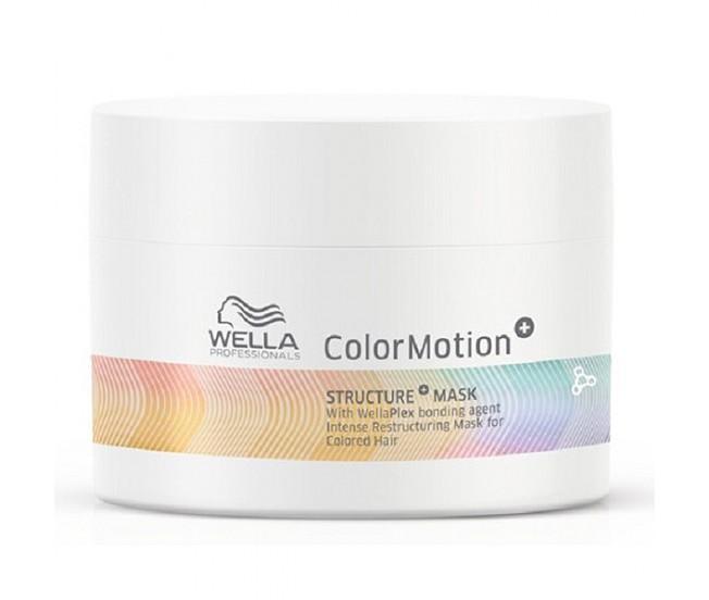 Маска для интенсивного восстановления окрашенных волос, 150мл/Wella Color Motion+ Structure Mask