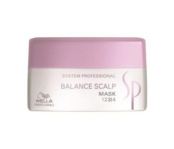 Маска для чувствительной кожи головы, 200мл/Wella SP Balance Scalp Mask