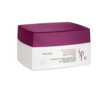 Маска для окрашенных волос, 200мл/Wella SP Color Save Mask