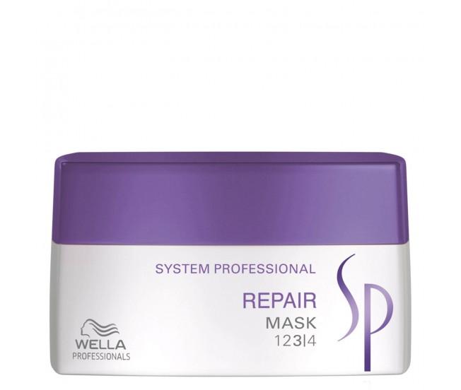 Восстанавливающая маска, 200мл/Wella SP Repair Mask