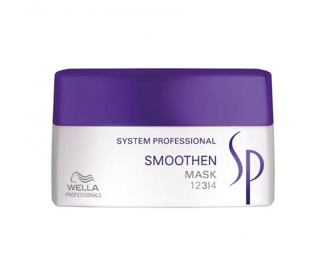 Маска для гладкости волос, 200мл/Wella SP Smoothen Mask